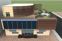 Participación Nro. 14 de concurso de Building Architecture para Elevations for an office building