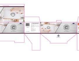 Pulakbindu tarafından Packaging Design for Bread Box of NEW Kitchenware Brand için no 89