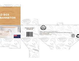 Saqibrd tarafından Packaging Design for Bread Box of NEW Kitchenware Brand için no 85
