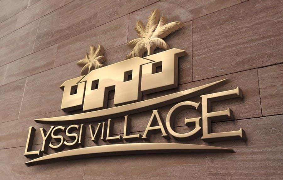 Konkurrenceindlæg #                                        46                                      for                                         Design a Logo for a housing complex