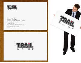 #27 for Logo RESTYLING for Trail Me Up af sultandesign