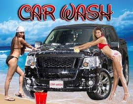 #12 for Design a Banner for Car Wash av clickcreative