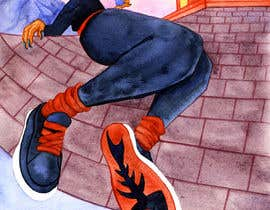 #582 for Neko Ninja Contest (Japanese Cat Ninja) by thesleepingspace