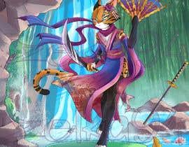 #566 for Neko Ninja Contest (Japanese Cat Ninja) by Zelka1994
