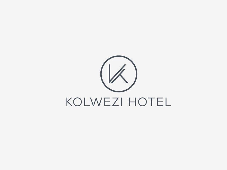 Konkurrenceindlæg #25 for Logo design for modern stylish hotel