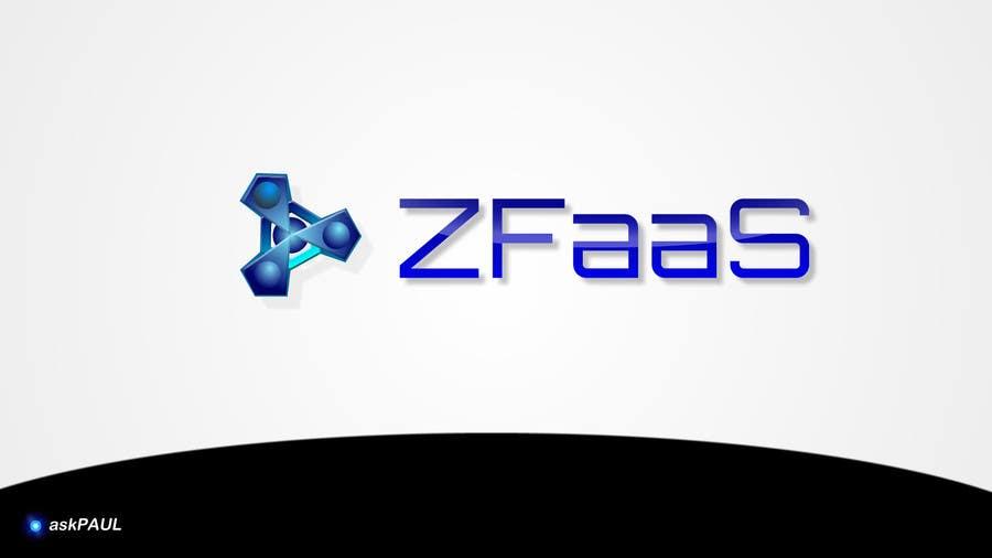 Konkurrenceindlæg #185 for Logo Design for ZFaaS Pty Ltd