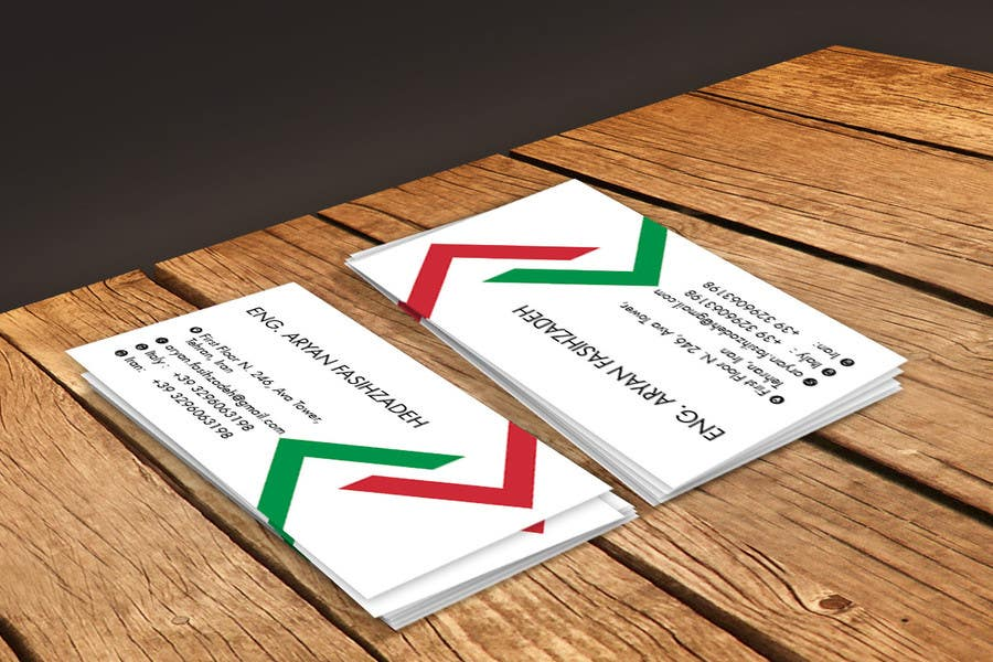 Contest Entry #                                        32                                      for                                         Design some Business Cards