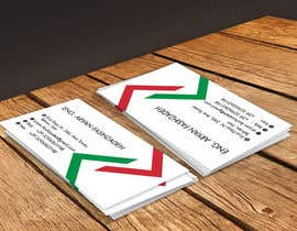 #32 untuk Design some Business Cards oleh wickhead75