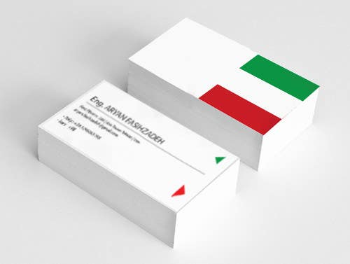 Contest Entry #                                        10                                      for                                         Design some Business Cards