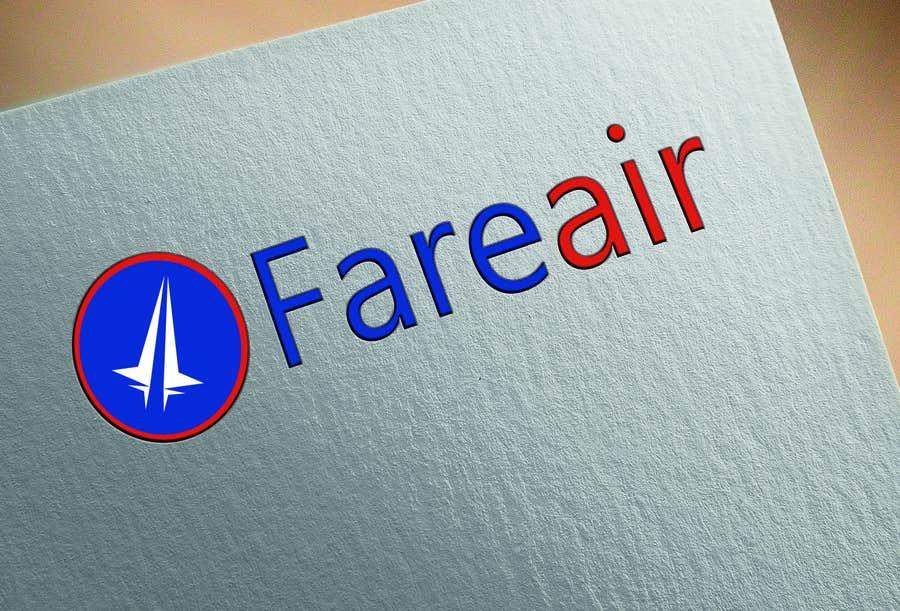 Contest Entry #148 for Design a Logo for fare air