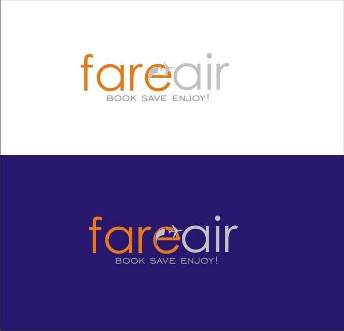 Contest Entry #                                        57                                      for                                         Design a Logo for fare air
