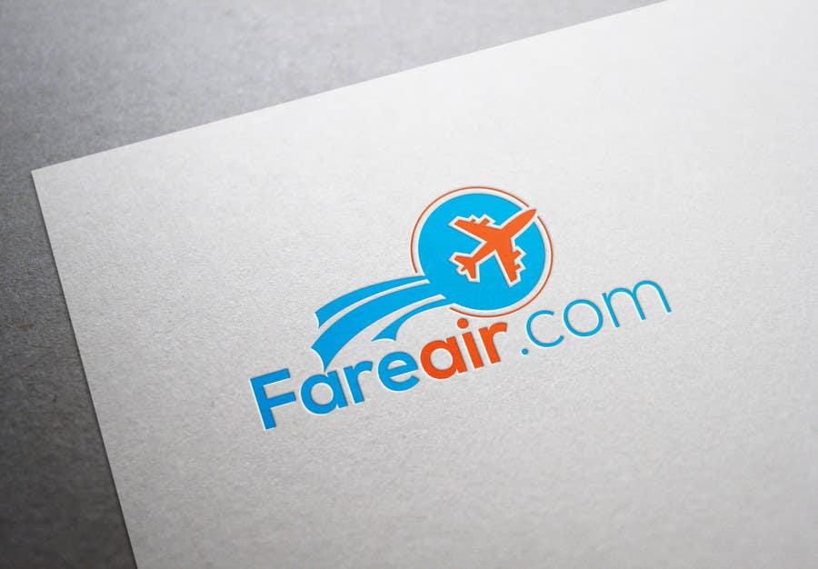 Contest Entry #117 for Design a Logo for fare air