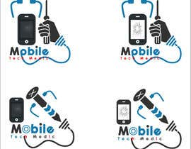 #34 untuk Design a Logo for Cell Phone Repair Company oleh rahulwhitecanvas
