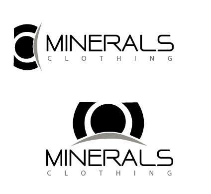 Konkurrenceindlæg #246 for Design a Logo for Minerals Clothing