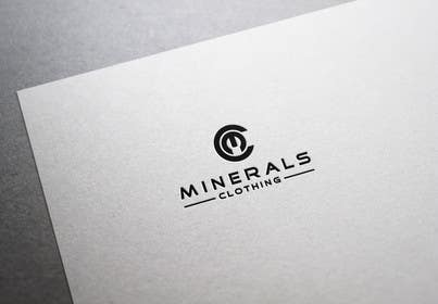 #163 for Design a Logo for Minerals Clothing by sdartdesign