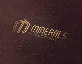 #228 for Design a Logo for Minerals Clothing by legol2s