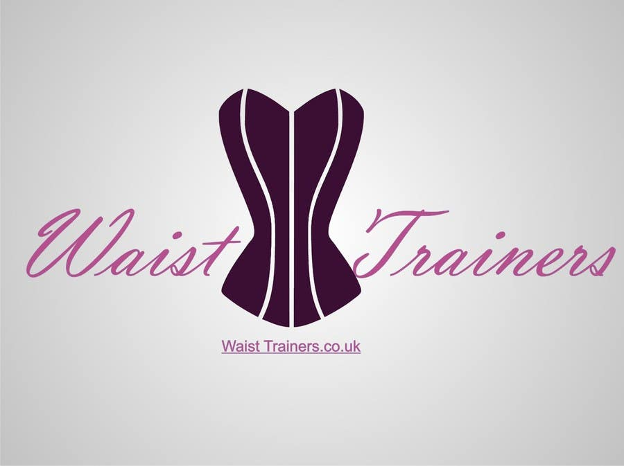 Contest Entry #                                        18                                      for                                         Design a Logo for a Waist Trainer (corset) Company