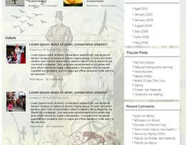 #14 pentru Website Design for typically.nl de către patil1987