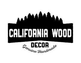 #26 para Design a Logo for California Wood Decor de DesignDock