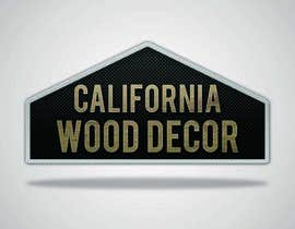 #32 for Design a Logo for California Wood Decor by soulseaker