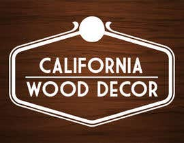 #16 for Design a Logo for California Wood Decor by taminagy92