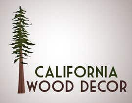 taminagy92 tarafından Design a Logo for California Wood Decor için no 17