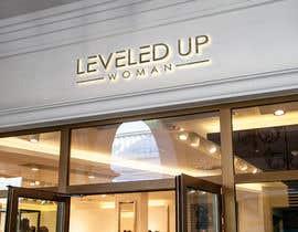 Nro 457 kilpailuun Logo design: Leveled UP! Woman käyttäjältä logodesigner0426