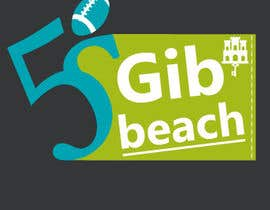 #14 for Design a Logo for Beach Rugby - Use your imagination! by codigoccafe