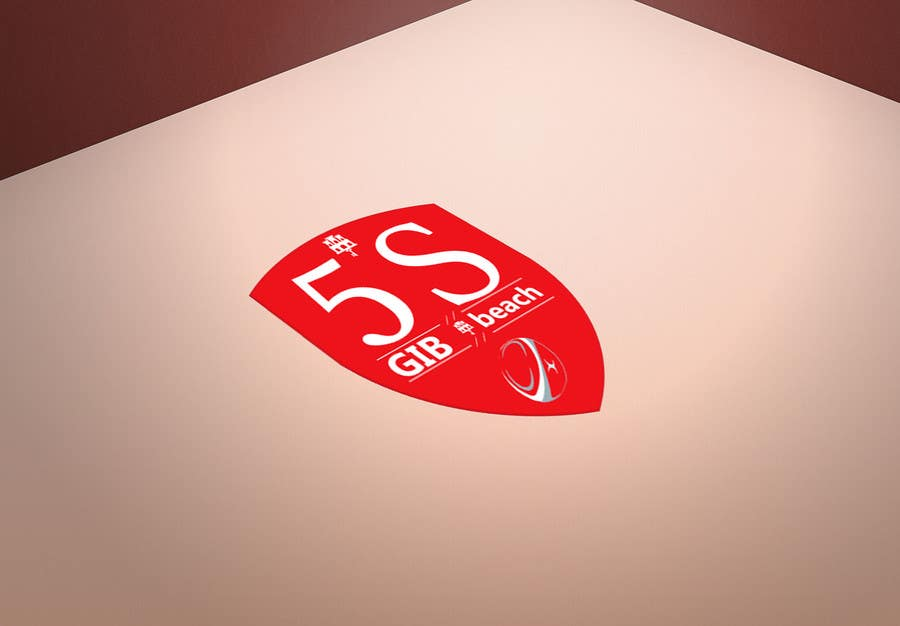Entri Kontes #                                        17                                      untuk                                        Design a Logo for Beach Rugby - Use your imagination!