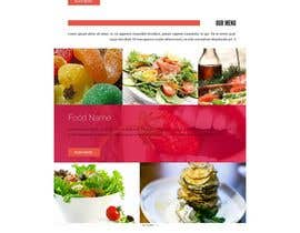 #4 untuk Design for homepage Greek Traditional Tavern oleh akram1293