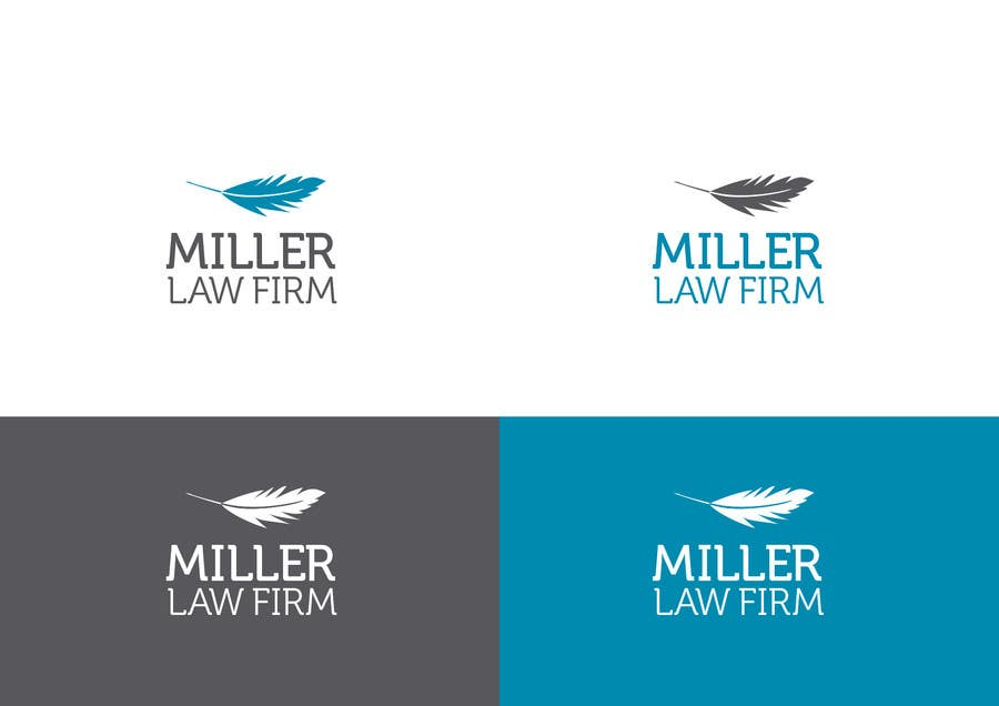 #47 for Logo Design for Miller Law Firm by humphreysmartin