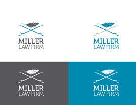 #48 for Logo Design for Miller Law Firm af humphreysmartin
