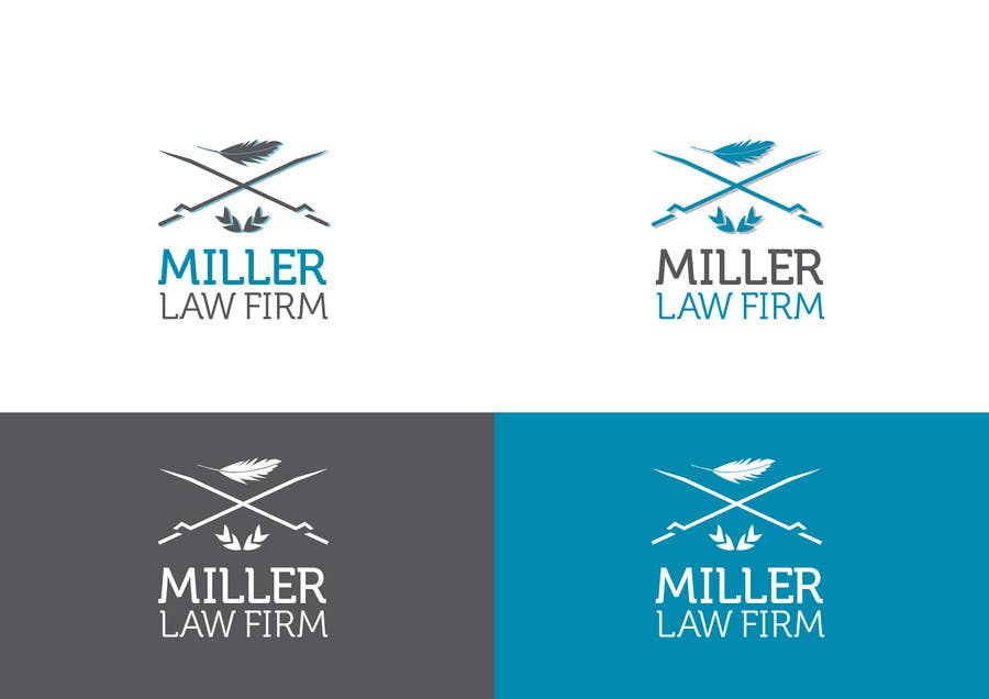 #50 for Logo Design for Miller Law Firm by humphreysmartin