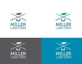 #50 for Logo Design for Miller Law Firm af humphreysmartin
