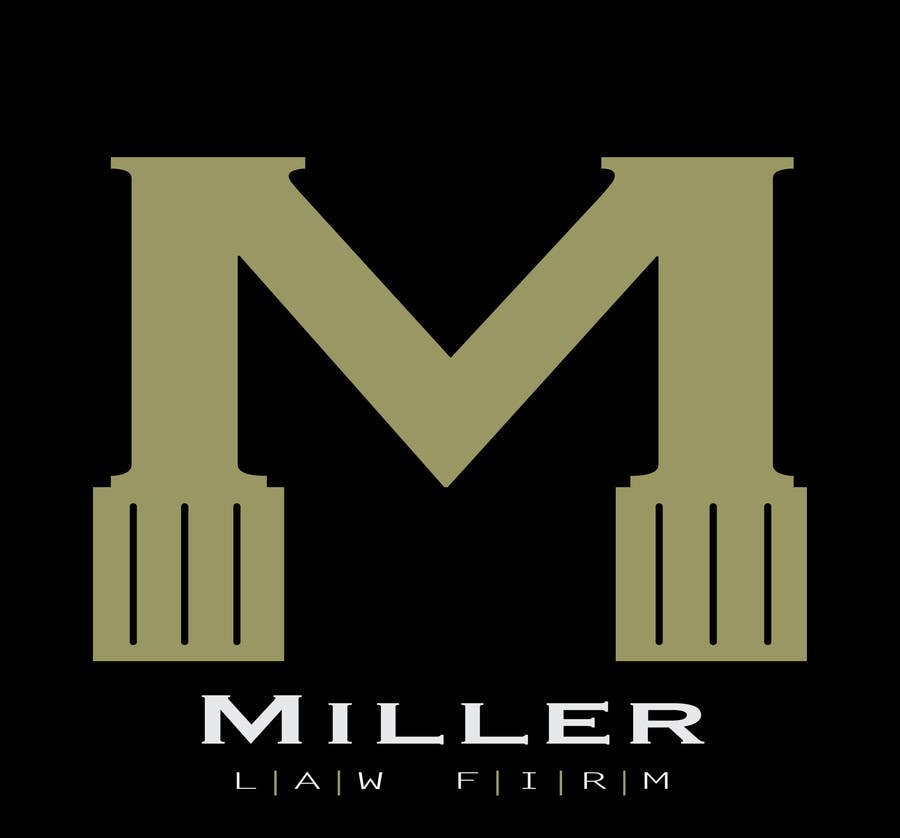 #52 for Logo Design for Miller Law Firm by dwin84