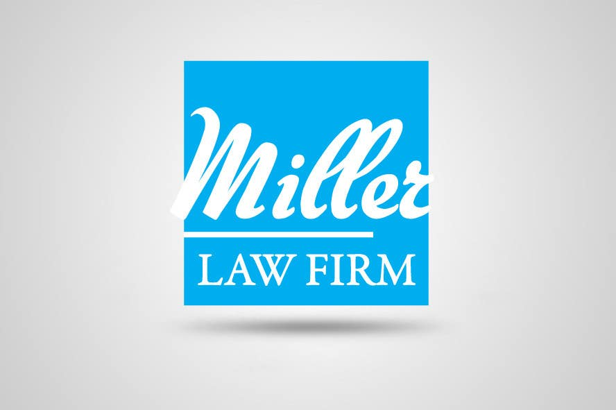 #57 for Logo Design for Miller Law Firm by SteDimGR