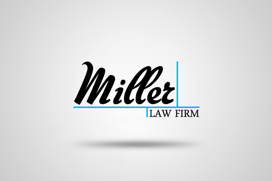 #58 for Logo Design for Miller Law Firm by SteDimGR