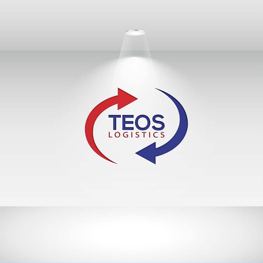 Bài tham dự cuộc thi #                                        436                                      cho                                         Logo Design for Teos Logistics