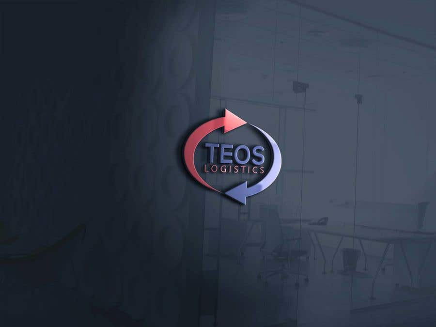 Bài tham dự cuộc thi #                                        439                                      cho                                         Logo Design for Teos Logistics