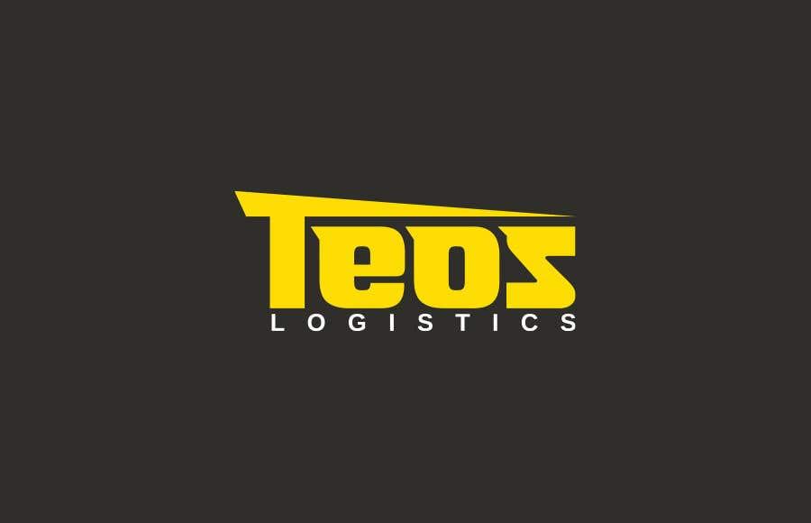 Bài tham dự cuộc thi #                                        5                                      cho                                         Logo Design for Teos Logistics