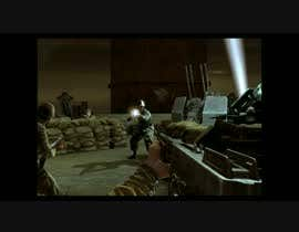 #45 untuk Intro for new mobile shooting game oleh felipebrant