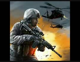 #16 untuk Intro for new mobile shooting game oleh Caydan