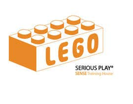#33 for 设计徽标 for LEGO X Corporate Training Company Logo Design by LuciaChiesa