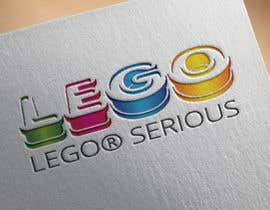 #30 for 设计徽标 for LEGO X Corporate Training Company Logo Design by infosouhayl
