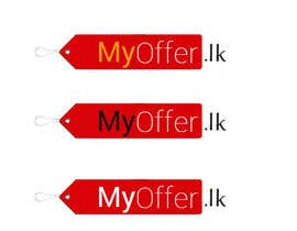 #40 for Design a Logo for website :www.MYOFFER.LK by ahamedazhar