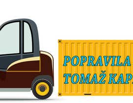 #22 for Design a Logo for company repairing fork-lift lorries by arnab22922