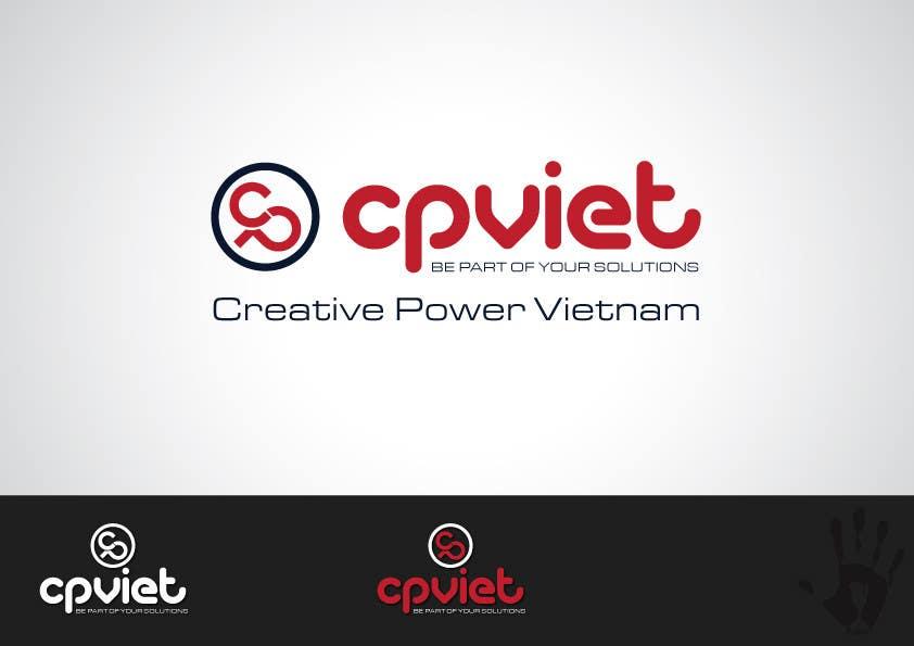 Penyertaan Peraduan #251 untuk Logo Design for CPVIET