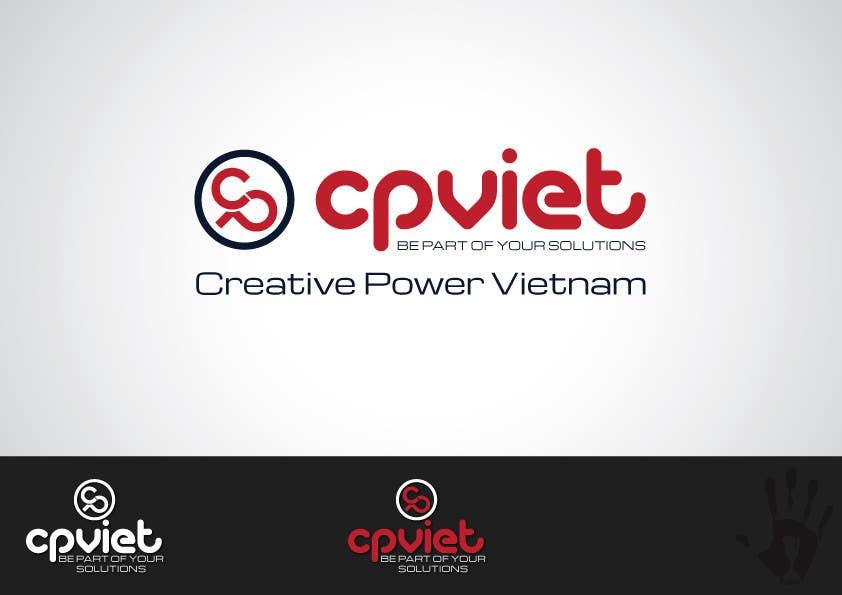 Penyertaan Peraduan #255 untuk Logo Design for CPVIET