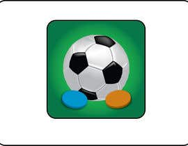 nº 68 pour Logo Design for Soccer Game par supunchinthaka07