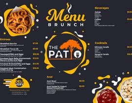 #9 for 2 Menu Designs for 1 Restaurant by aliirfan77